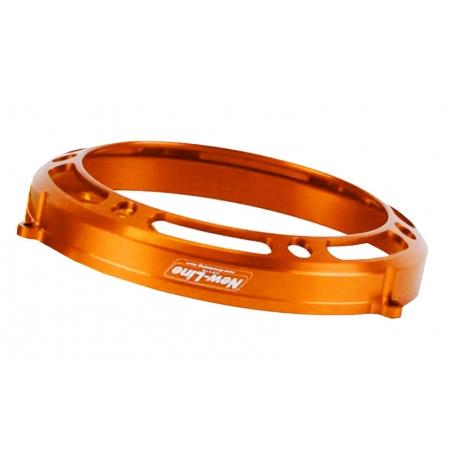 Protection ERGAL Anodisè Couvercle Embrayage Plastique TM KZ10C