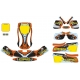 Kit Deco CRG LU/OP NA3, MONDOKART, kart, go kart, karting