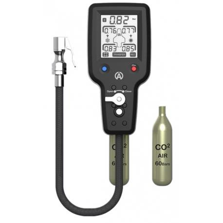 Alfano Tyrecontrol AIR - ¡Medidor neumáticos con posibilidad de
