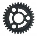 Gear 1 ^ AS Z 33 secondary shaft TM KZ R1, mondokart, kart