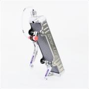 Radiador New-Line OK LIGHT con Pantalla de Aire, MONDOKART