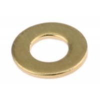 Brass Washer 6,3x13,5x3 Top-Kart