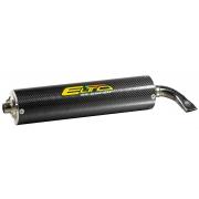 Exhaust Muffler Silencer ELTO TD 3 (NOT HOMOLOGATED)