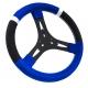 Steering wheel in alcantara Top-Kart Kid Kart 300mm, mondokart