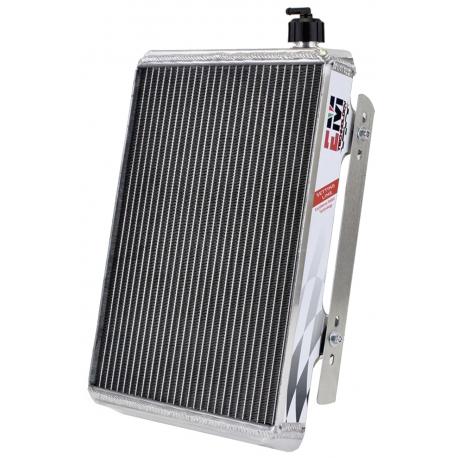 Radiatore EM TECH EM-02 SUPERIOR Completo, MONDOKART, kart, go