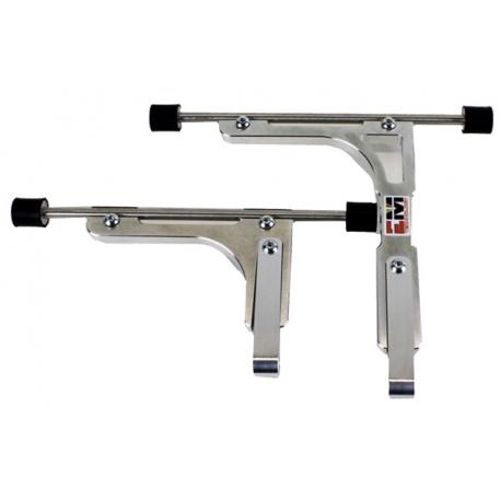 Brackets for Radiator EM TECH EM-01 Medium, mondokart, kart