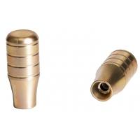Der Knopf für Schalthebel Intrepid Titan / Gold