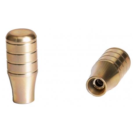Pommeau levier vitesse Intrepid Titan / Gold, MONDOKART, kart