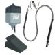 Kit Tiller Motor + Pedal + Flexible Shaft DE GIORGI 180W -