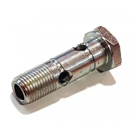 Fitting eyelet brake hose M10 DOUBLE, mondokart, kart, kart