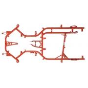 Bare Frame Maranello OK OKJ KZ MK3 MK4 RS10, mondokart, kart