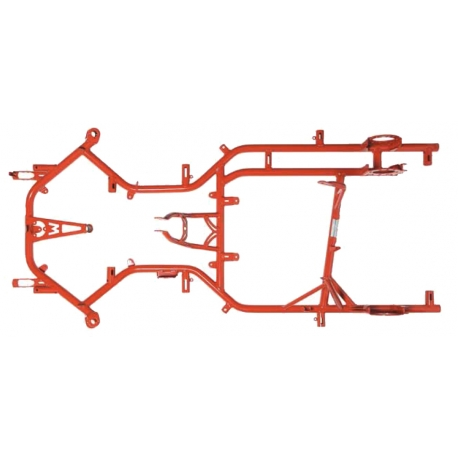Rahmenchassis Maranello OK OKJ KZ MK3 MK4 RS10, MONDOKART