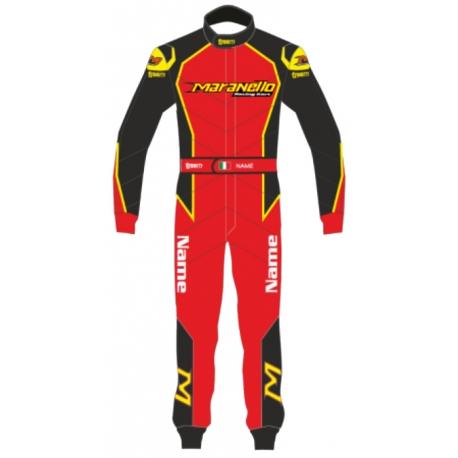 Tuta Ufficiale Pilota Maranello, MONDOKART, kart, go kart
