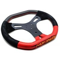 Steering Wheel 360mm Maranello Kart