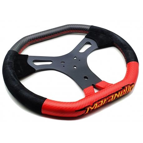 Volant 360mm Maranello Kart, MONDOKART, kart, go kart, karting