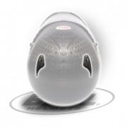 Kit Extracteurs Latéraux Admission Air BELL Transparent