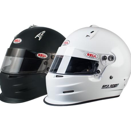 Helmet BELL GP3 SPORT Auto Racing Fireproof, mondokart, kart