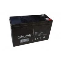 Batería 12 voltios 9 AH