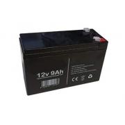 Batería 12 voltios 9 AH ELECTRON, MONDOKART, kart, go kart