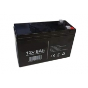 Plomb batterie 12 volts 9 AH ELECTRON, MONDOKART, kart, go
