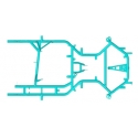 Chasis Desnudo Formula K - FK - OK OKJ KZ (30mm o 32mm) EVO 2