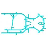 Rahmenchassis Formula K - FK - Mini Monster EVO 3