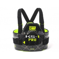 Chest Protector Homologated FIA OMP KS-1 PRO