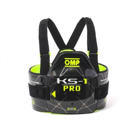 Chest Protector Homologated FIA OMP KS-1 PRO, mondokart, kart