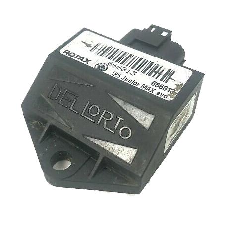 Electronic control unit Rotax Junior Evo (dellorto), mondokart