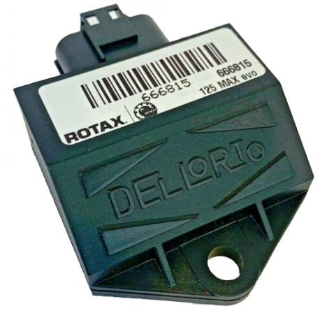 Unidad Control Electrónico Rotax Max EVO (Dellorto), MONDOKART