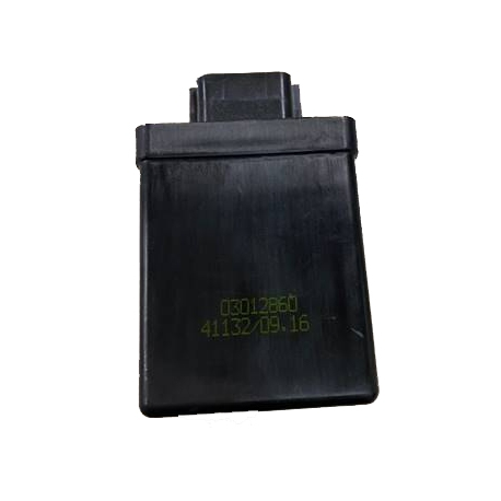 Boitier Electronique Noir Mini 60cc - 16.000 RPM, MONDOKART