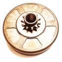 Cloche Calotte Embrayage Z11 LKE R13 (KF), MONDOKART, kart, go