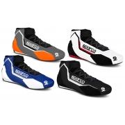Schuhe Car Racing Sparco X-LIGHT Feuerbeständige, MONDOKART