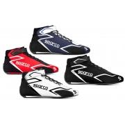 Bottines Auto Racing Sparco SKID Ignifuge, MONDOKART, kart, go