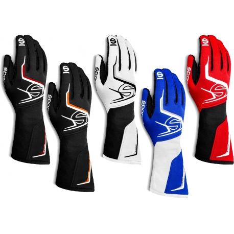 Handschuhe Sparco TIDE Autoracing Fireproof, MONDOKART, kart