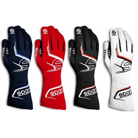 Gloves Sparco ARROW Autoracing Fireproof, mondokart, kart, kart