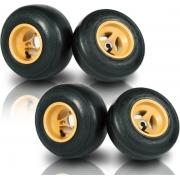 Set Neumáticos 50/60 EASYKART y KGP Mini, MONDOKART, kart, go