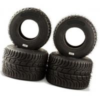 Set Easykart Tires 100/125 KGP Rain