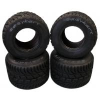 Set Easykart Tires Rain 50/60