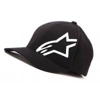 Baseball Cap Alpinestars Schwarz