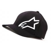 Baseball Cap Alpinestars Black, mondokart, kart, kart store