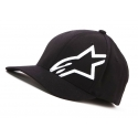Baseball Cap Alpinestars Black