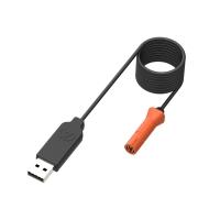 Scarico dati USB Alfano 6 (Connettore Arancione)