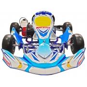 Chasis Completo Top-Kart KID KART 50cc - BlueBoy, MONDOKART