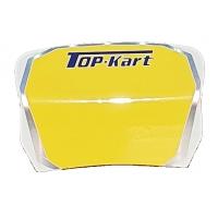 Sticker Rear Bumper Crystal CLOB Top-Kart