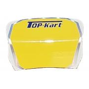 Deco Parechoc Arriere Crystal CLOB Top-Kart, MONDOKART, kart