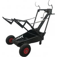 Chariot Porte Kart avec Manivelle semi-automatique Mondokart