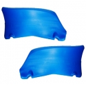 Couple Lateral Fairings Top-Kart Kid Kart BLUEBOY