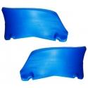Paar Seitenverkleidungen Top-Kart Kid Kart BLUEBOY