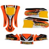 Kit Adhesivos CRG Completo Mini MK20